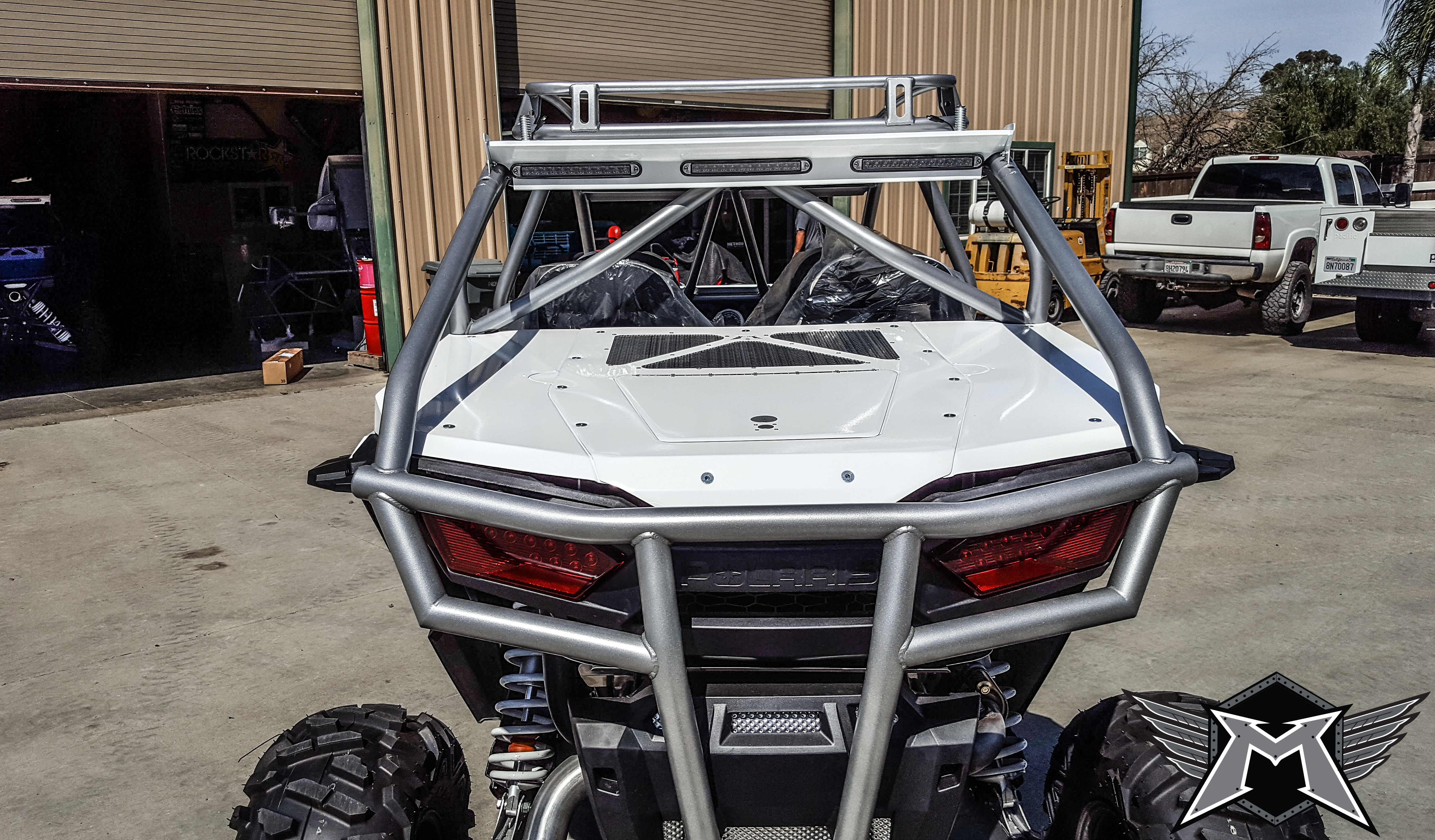 Madigan Motorpsorts Polaris Rzr Xp 1000 Roll Cage With