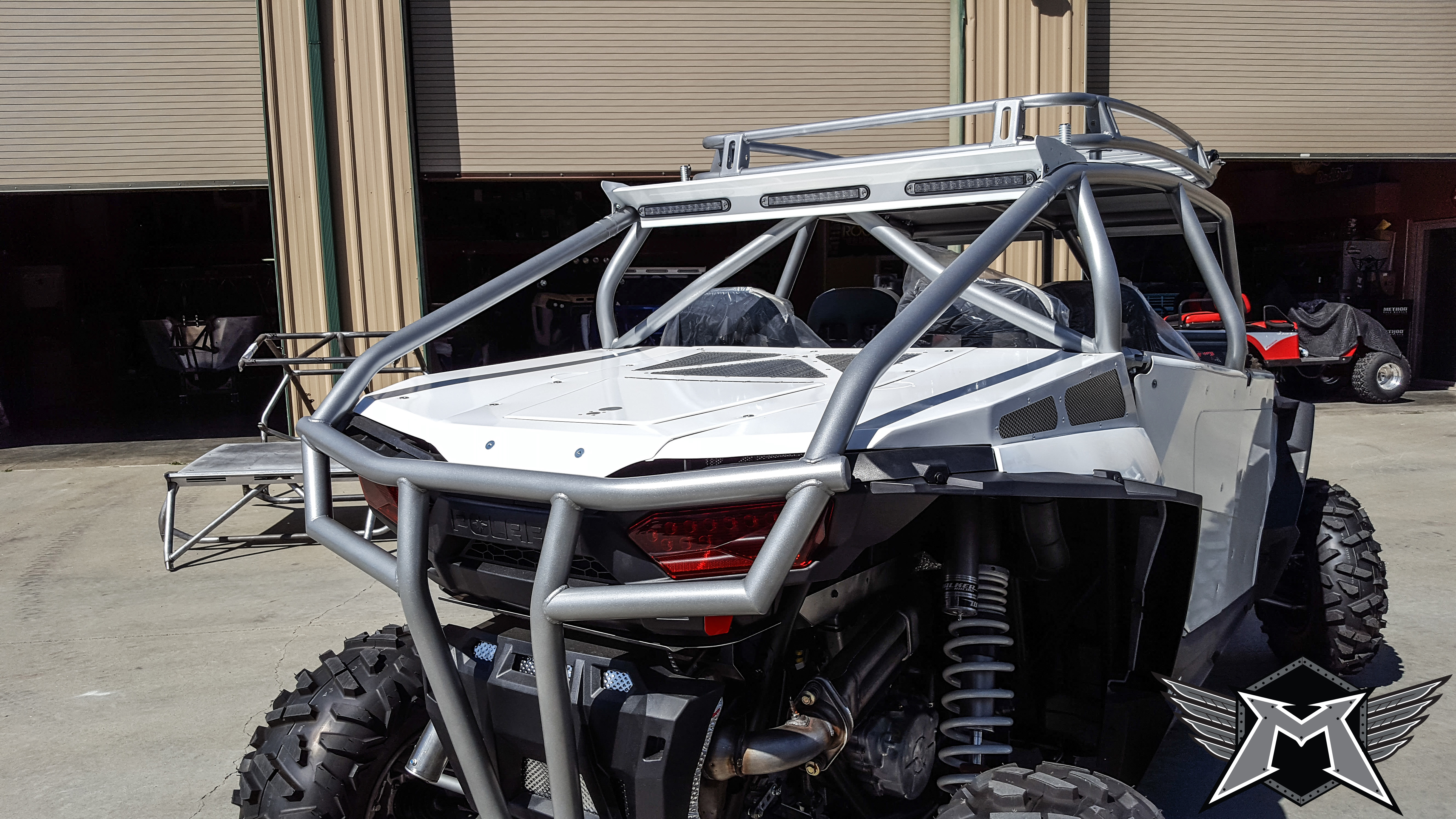 Madigan Motorpsorts Polaris Rzr Xp4 1000 Roll Cage With
