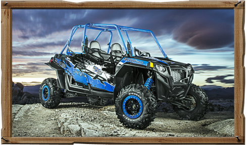 Polaris RZR XP Frame