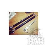 Assault Ind Polaris RZR XP 1000 HD Tie rods 2014