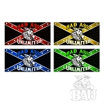 BAU Whip Flags