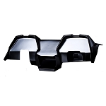 GlazzKraft Industries Fiberglass Dash Kit RZR XP 1000/RZR XP4 1000