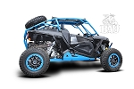 Bull Dog Series RZR XP HD Roll Cage