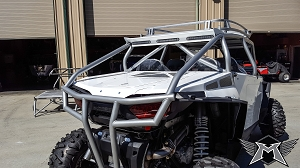 Madigan Motorpsorts Polaris RZR XP4 1000 Roll Cage with Integrated Rear Bumper