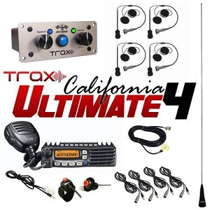 PCI TRAX ULTIMATE 4 CALIFORNIA PACKAGE