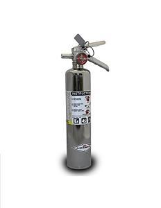 2.5 LBS. FIRE EXTINGUISHERS