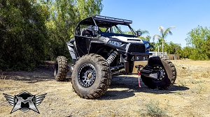 Madigan Motorpsorts Polaris RZR XP 1000 Stock Point Roll Cage