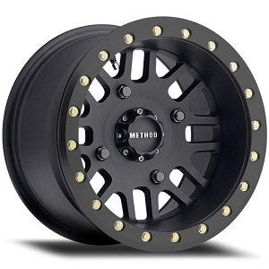 Method Race Wheel 406 UTV Beadlock / Matt Black