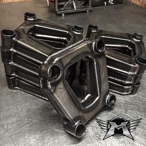 Madigan Motorsports Polaris RZR 1000 Heavy Duty Rear Bulk Head