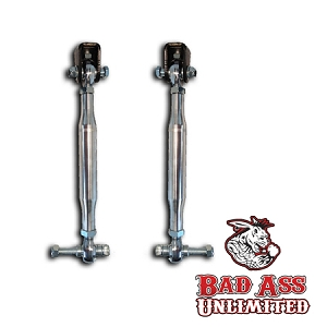BAU +3 length heavy duty Yamaha Rhino tie rods