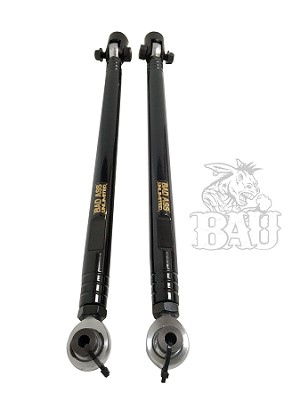 BAU Polaris RZR XP 1000 Heavy Duty Tie rods 2014-2017 (turbos and non turbos) all RZR's