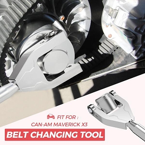 "Can-Am Maverick X3/ X3 Max/Turbo/R Belt Changing Tool Clutch Removal Kit Fits 72"" 64"" Wheel Base Widt"