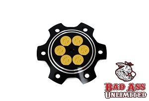 Revolver Steering Wheel face Plate - 6 hole