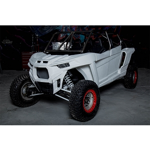 Polaris RZR XP4 1000 & XP4 Turbo Fiberglass Body - Glazzkraft Industries