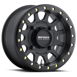 Method Race Wheel 401 Beadlock / Matt Black
