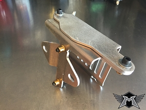 Polaris RZR Voltage Regulator Guard by Madigan Motorsports