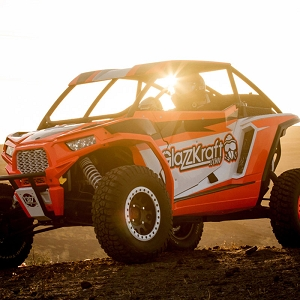 Polaris RZR XP 1000 Fiberglass Body
