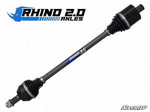 Can Am X3 Heavy Duty Axles - Rhino 2.0