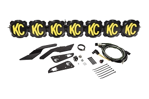 KC GRAVITY LED PRO6 LED LIGHT BAR