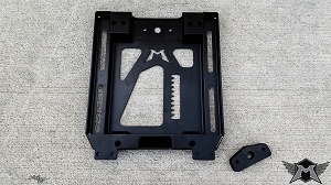 Polaris RZR XP Steel Seat Base - Madigan Motorsports