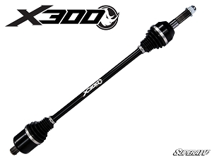 Polaris RZR XP TURBO S Heavy-Duty Axles - X300 - 300m AXLES