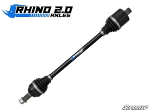 Polaris RZR XP TURBO S Heavy-Duty Axles - Rhino 2.0