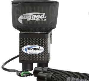 Rugged Radio M3 Two Person Air Pumper System with (2) Hoses
